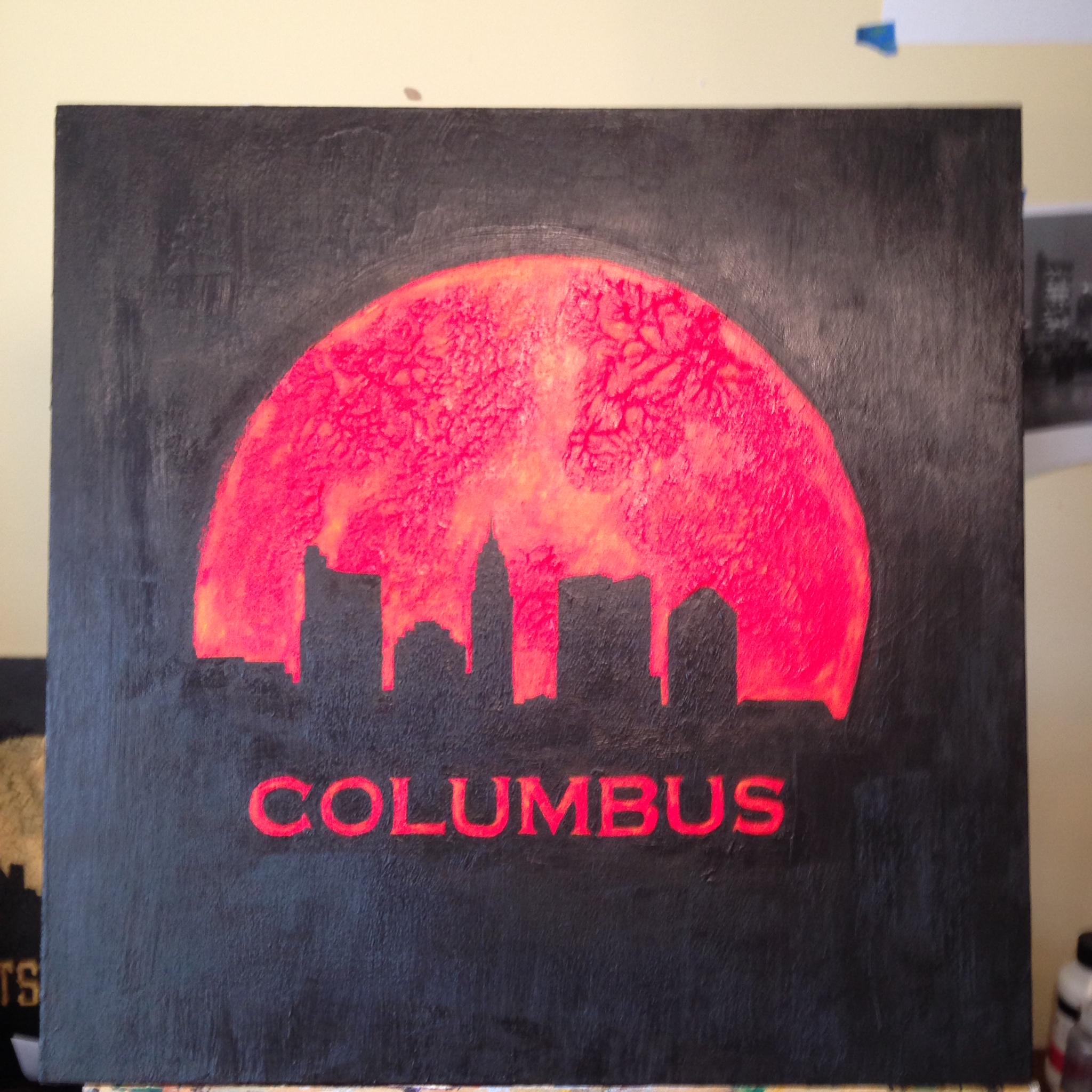 Columbus. Night. Life.