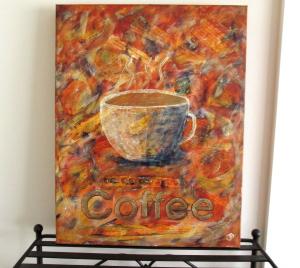 coffeeP stand